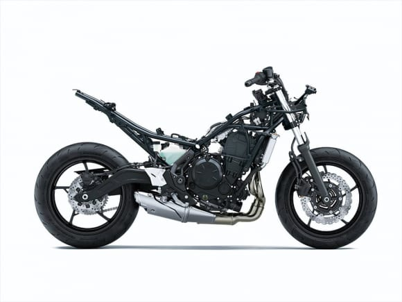 2020年モデル Ninja 650