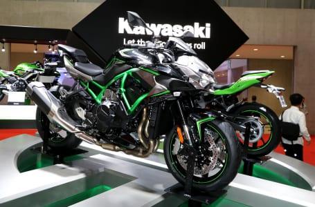東京モーターショー2019 Z H2