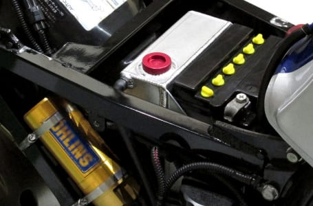SPICE BATTERY BOX GPZ900R