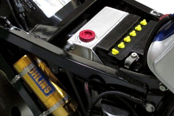SPICE BATTERY BOX GPZ900R
