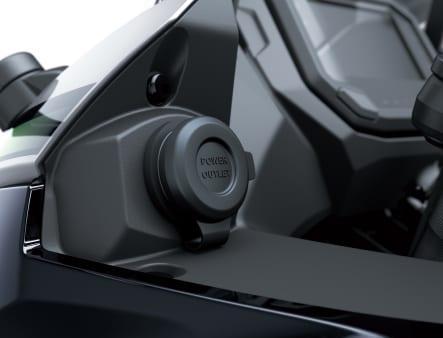 2020年モデル Ninja 1000SX DC電源ソケット