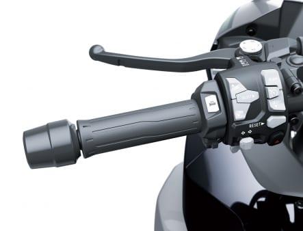 2020年モデル Ninja 1000SX グリップヒーター