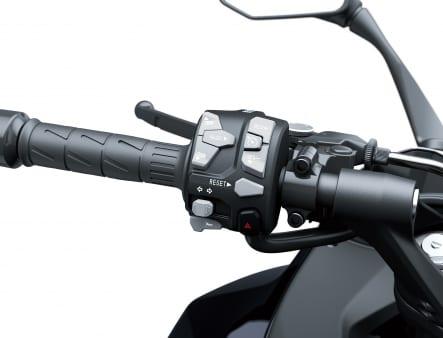 2020年モデル Ninja 1000SX 左側ハンドルスイッチ