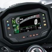 2020年モデル Ninja 1000SX メーター