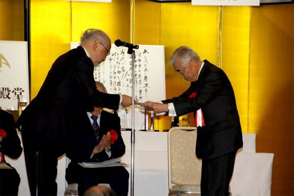 Z1開発責任者・大槻幸雄氏、日本自動車殿堂に殿堂入り!