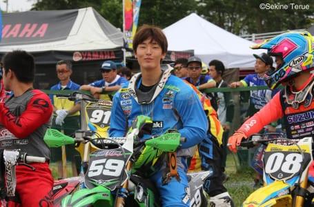 #59 神田橋 瞭選手(グリーンクラブ ピュアテックレーシング)