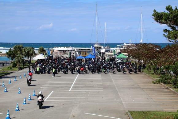 カワサキコーヒーブレイクミーティング in 沖縄