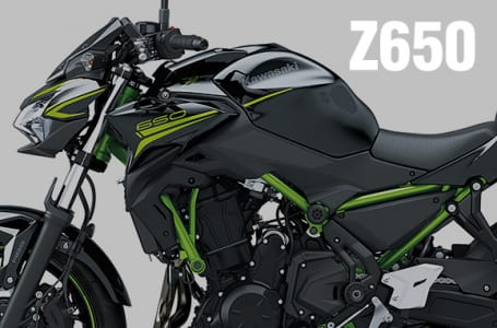 2020年モデル Z650