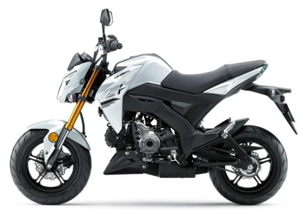 2020年モデル Z125 PRO