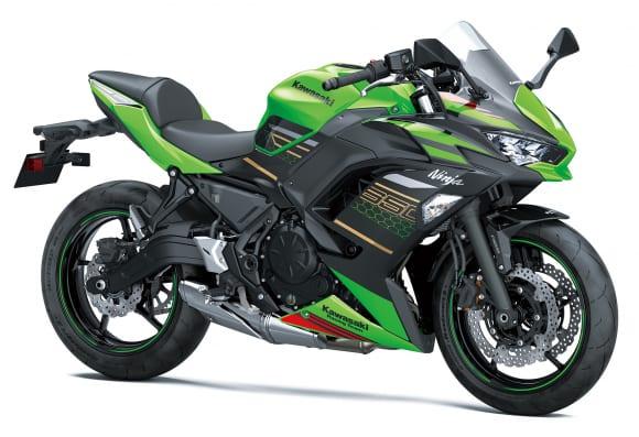 2020年モデル Ninja 650 KRT EDITION