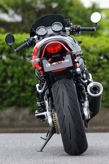 Z900RS by アクティブ