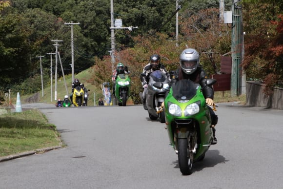 Kawasaki ZX-12R Owner's Club 2019 全国ミーティング