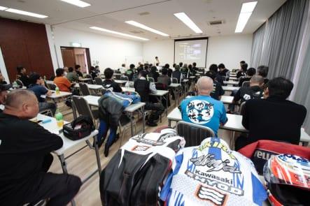 Kawasaki ZX-12R Owner's Club 2019 全国ミーティング