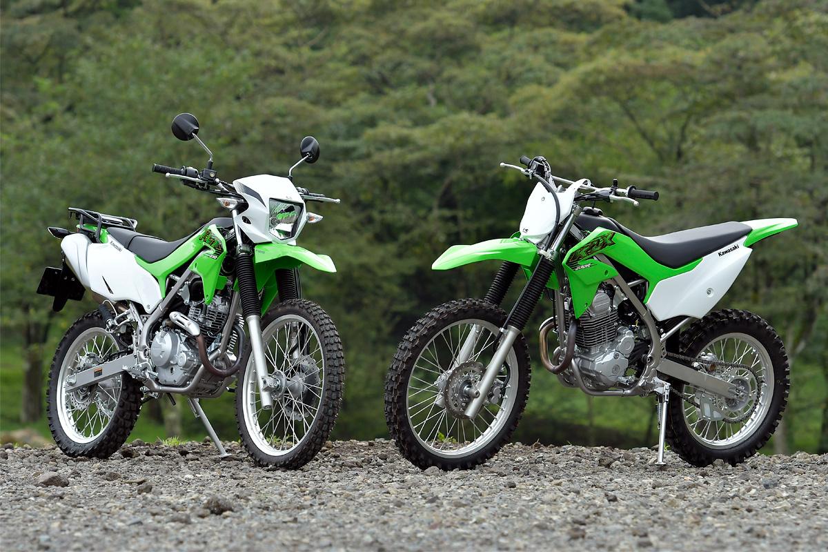 2020年モデル KLX230&KLX230R