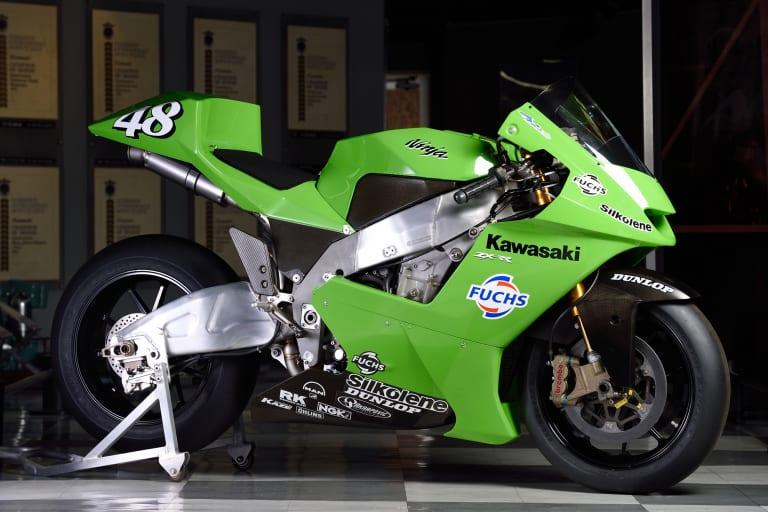 MotoGPマシン 2003 ZX-RR
