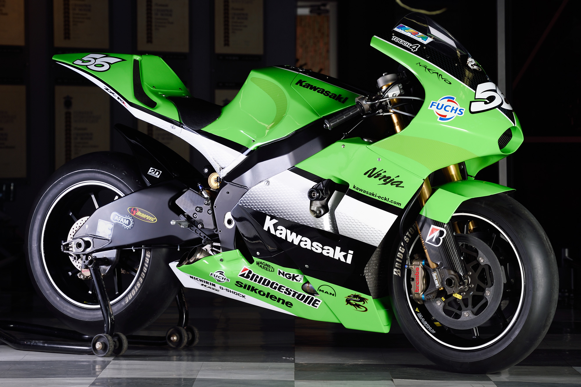 MotoGPマシン 2005 ZX-RR