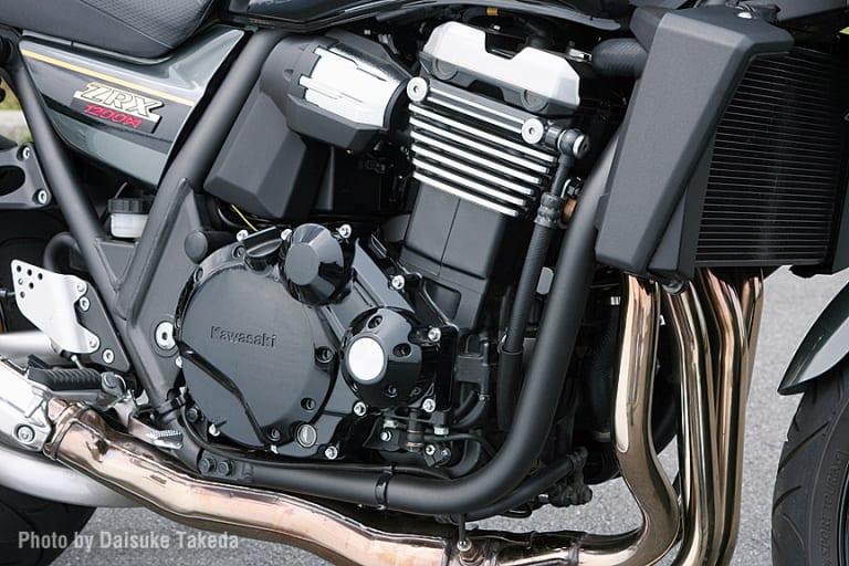 2009 ZRX1200 DAEG エンジン