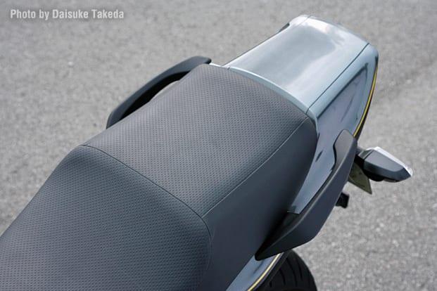 2009 ZRX1200 DAEG シート