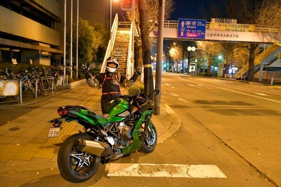 2018年モデル Ninja H2 SX SE(ZX1002BJF) 燃費