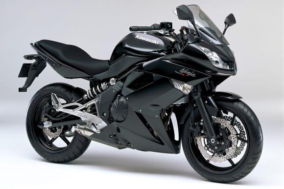 2011 Ninja400R