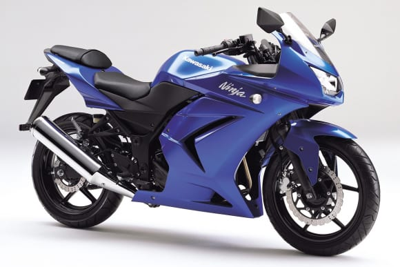 2008 Ninja250R