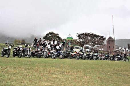 第2回 エストレヤ&250TRミーティング九州