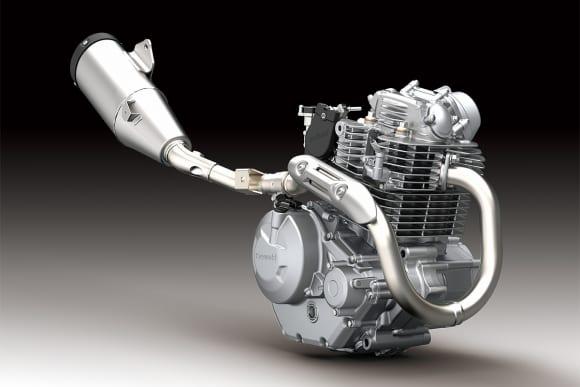 KLX230/R エンジン