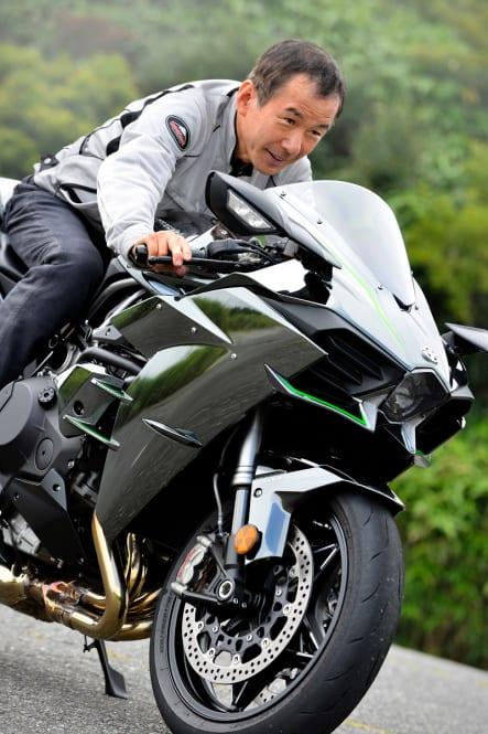 2017年モデル Ninja H2 試乗インプレッション
