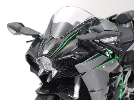 タミヤ 1/12 オートバイシリーズ 「カワサキ Ninja H2R」