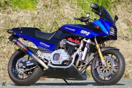 GPZ900R by テックアップ244