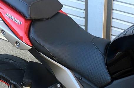 スプリームシート Ninja 1000/Z1000用セミコンプリートシート