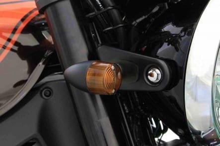 Z900RS専用クラシカルウインカー車種キットシリーズ 砲弾タイプ