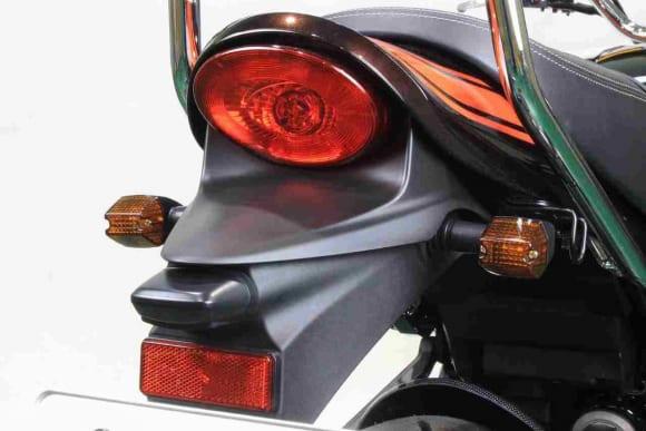 Z900RS専用クラシカルウインカー車種キットシリーズ