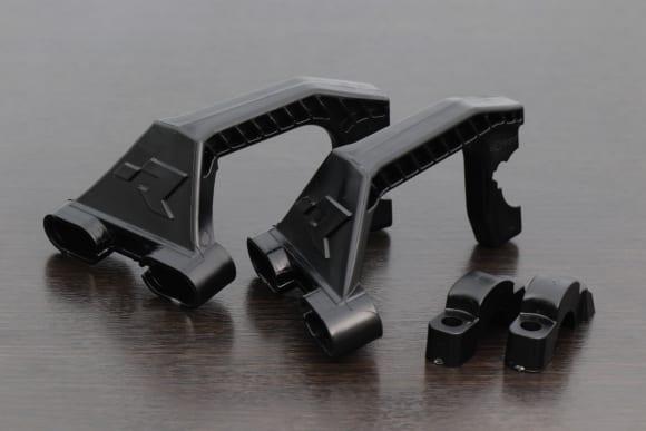 R-TECH 汎用ハンドガードHP1(左右セット) KLX230