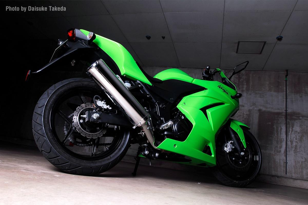 2008 Ninja 250R(EX250K8F)