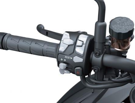 2020年モデル Z H2 左ハンドルスイッチ