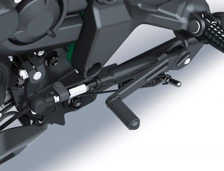 2020年モデル Z H2 シフトペダル
