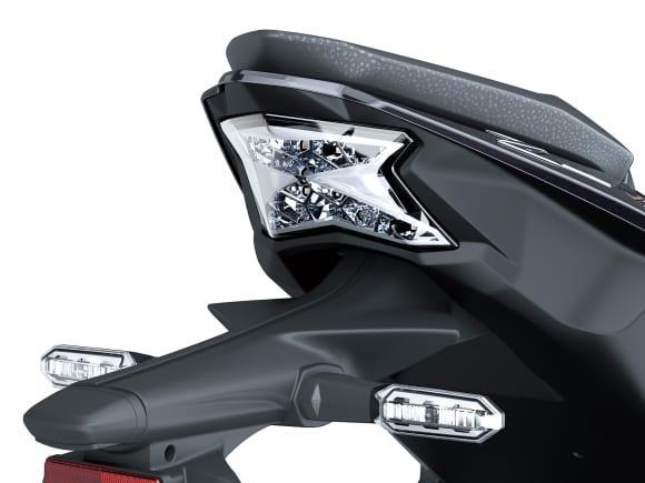 2020年モデル Z H2 ブレーキランプ&ウインカー