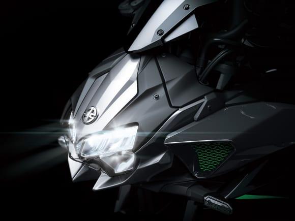 2020年モデル Z H2 LEDヘッドライト