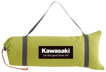 Kawasaki×LOGOSコラボテント 収納袋