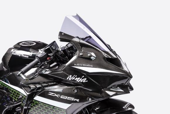 Ninja ZX-25R レーサーカスタム アッパーカウル
