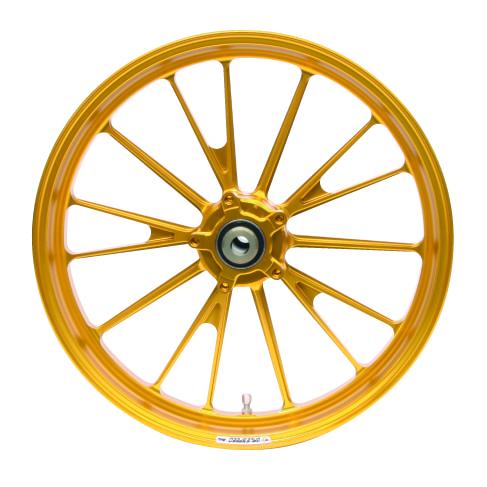 GALE SPEED アルマイトカラーオーダーシステム ゴールド