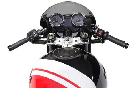 アクティブ Z900RS/CAFE用 セパレートハンドル&トップブリッジキット