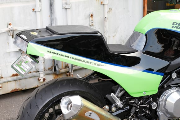 ドレミコレクション Z900RS用外装キット GPZ900Rスタイル シートカウル