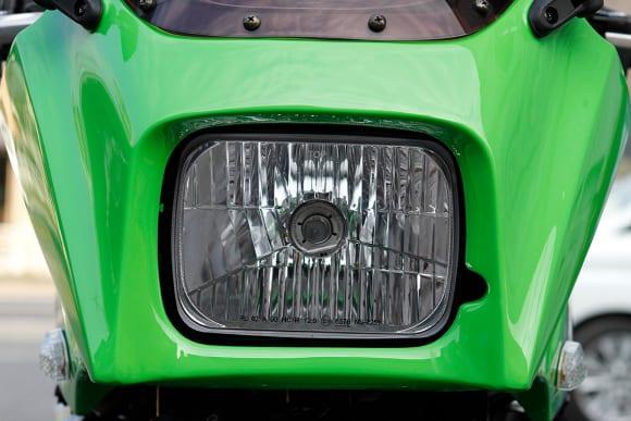 ドレミコレクション Z900RS用外装キット GPZ900Rスタイル ヘッドライト