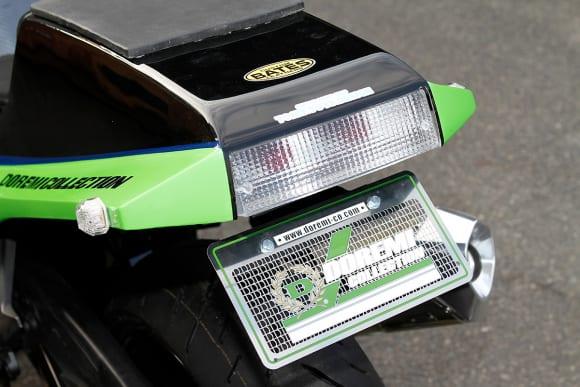 ドレミコレクション Z900RS用外装キット GPZ900Rスタイル テールランプ