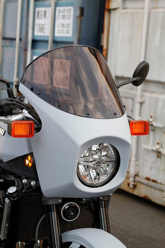 ドレミコレクション Z900RS用外装キット Z1-Rスタイル ビキニカウル