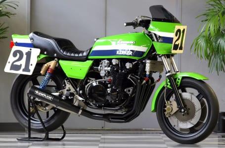 AMA Superbike Z1000S1(1982)/一世を風靡した究極の空冷モンスター