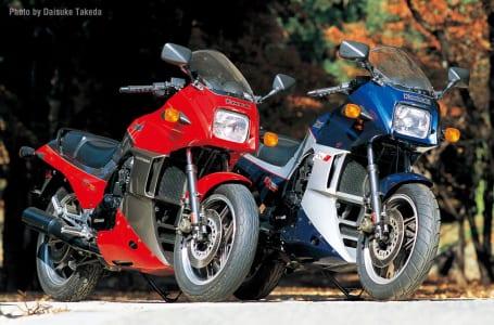 1984 GPZ900R/1985 GPZ750R