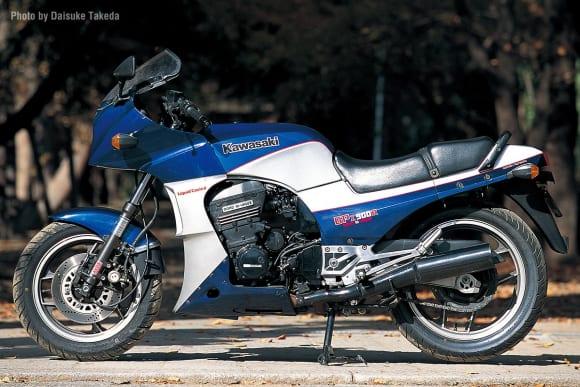 1984 GPZ900R
